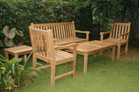 Beautify And Protect Outdoor Wood Furniture With Water Outdoor Wood Furniture Protection
