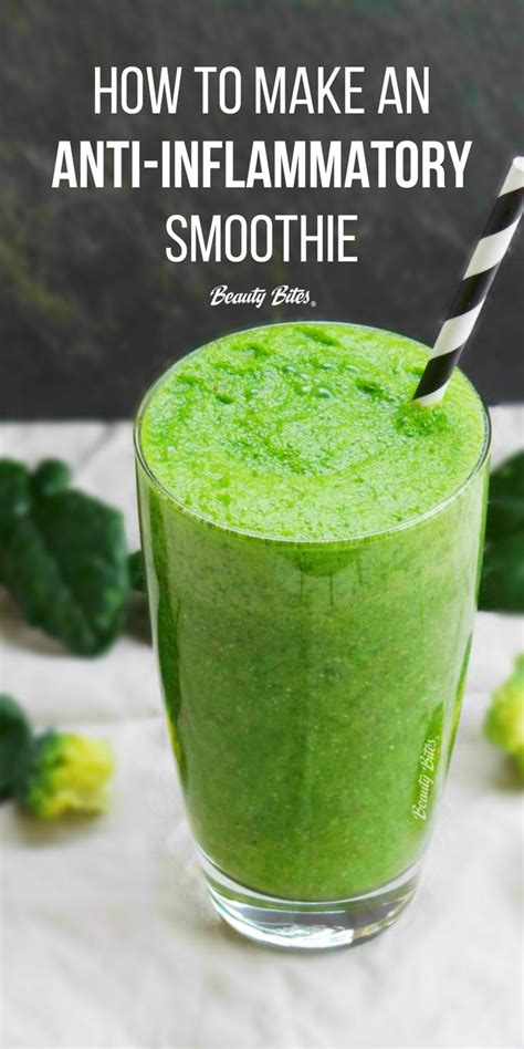 Anti Inflammatory Detox Smoothie by How To Make An Anti Inflammatory Smoothie Anti