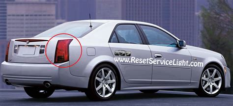 Cadillac Cts Change by How To Change The Light On Cadillac Cts 2003 2007