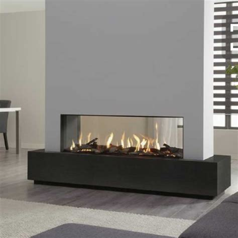 lineafire fireplaces horizontal 150 tunnel