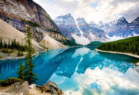 Canadian Home Decor Magazines photo of moraine lake alberta canada favething com