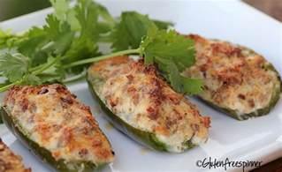 gluten free jalapeno poppers recipe dishmaps