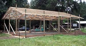 Pole Barns Cost Pole Barn Construction Guide All Pole Building Applications