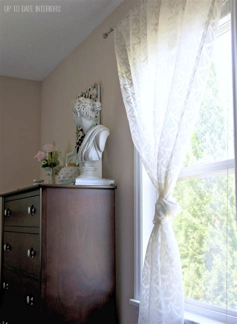 how to make curtains shorter without cutting six creative and cheap window treatments