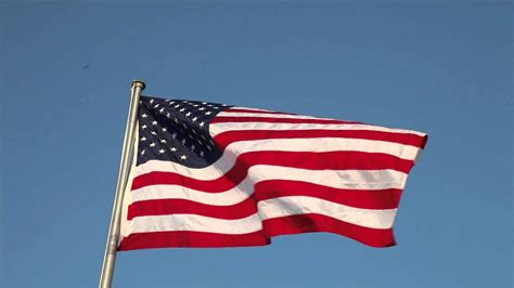 america s waving american flag hd youtube