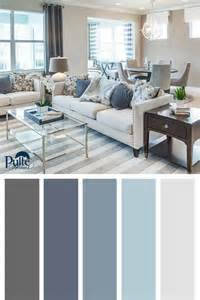 Grey Blue Decor Summer Pulte Homes And Spaces On Pinterest