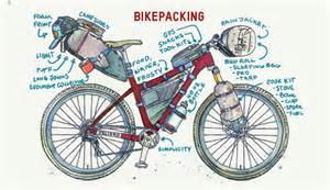 Camping Bathtub Bikepacking Made Easy An Illustrated How To