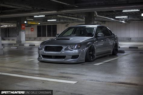 modified subaru legacy a legacy built for stance performance speedhunters