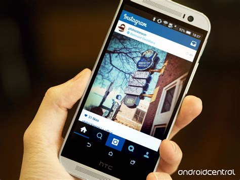 how to instagram on android instagram begins beta testing program on android android central