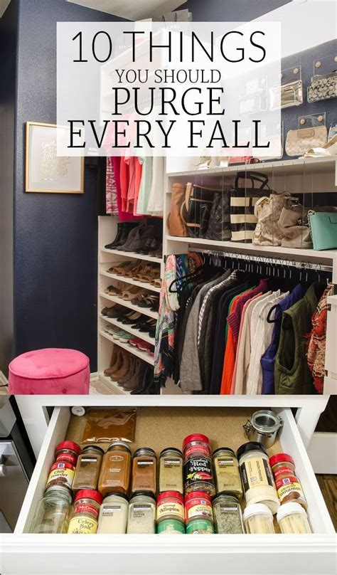 great fall closet clean out guide for purging unworn 451 best images about cleaning organization tips on