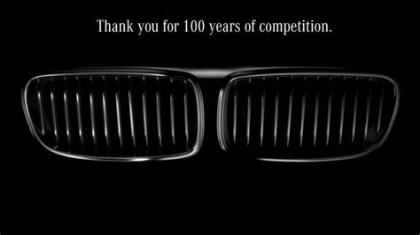 Bmw S No 1 Rival Mercedes Greets Carmaker On 100th