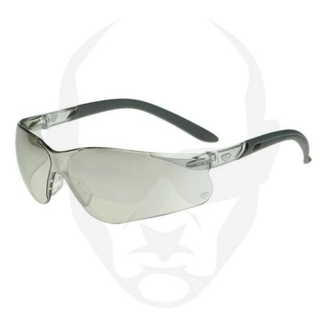 Kypers Caipirinha Clear Grey Silver Mirror safety akimbo safety glasses safety glasses australia