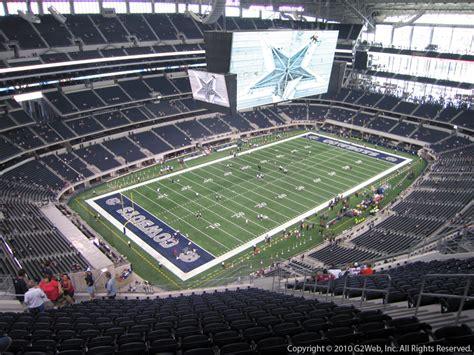 nfl hardback stadium seats at t stadium section 449 dallas cowboys rateyourseats