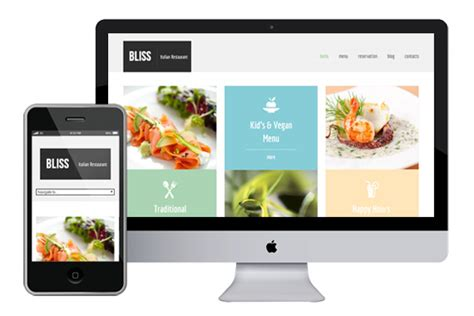 responsive templates free bliss responsive html5 themes free html5 templates