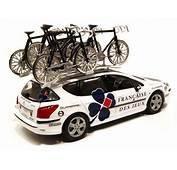 Peugeot  407 SW Tour De France Norev 1/43 Autos
