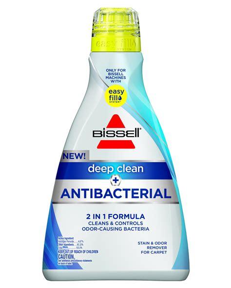 deep clean bissell 1568 deep clean antibacterial cleaning formula