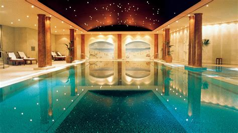 15 of the best indoor hotel pools in the world escapehere the langham sydney new south wales australia