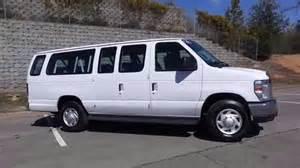 2013 ford e 350 15 passenger