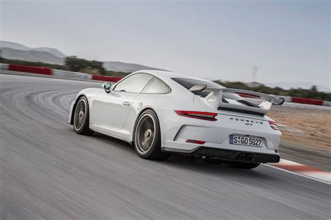 porsche gt3 2018 porsche 911 gt3 drive review as you like it