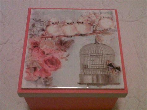 caja pintada  azulejo decorado  tecnica de sublimacion cajas sublimadas pinterest