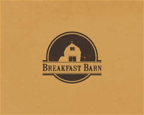 Logo Barn Breakfast Barn Designed By Vanyab Brandcrowd