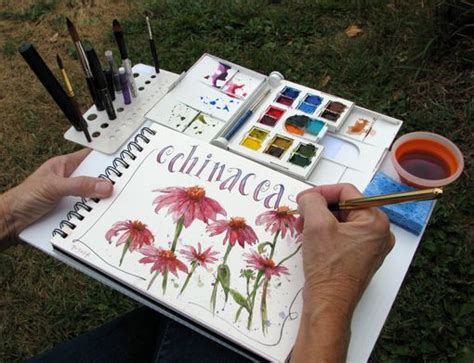 Gotta Make One Of These by Everyday Artist The Plein Air Sketching Setup