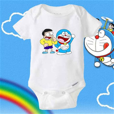 Sweater Doraemon doraemon and nobita baby onesuit shirt from ctrlaltdel21 on