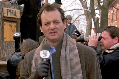 groundhog day again every day is groundhog day repeatedly the