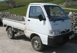Daihatsu Truck Daihatsu Hijet History Photos On Better Parts Ltd