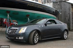 Two Door Cadilac by Cadillac Cts Coupe Two Door Luxury Redefined