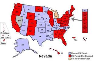 get your nevada ccw permit nevada gun laws southern