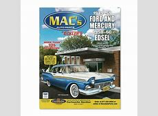 Mac's Antiques Auto Parts Catalog 1949-59 FORD & MERCURY ... Mac S Antique Auto Parts
