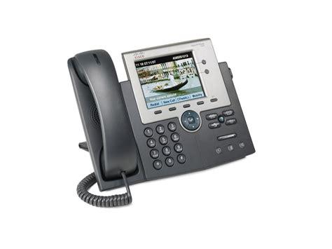 T 233 L 233 Phone Fixe Cisco Ip Phone 7945g Neuf Adopte Un Bureau Telephone Bureau