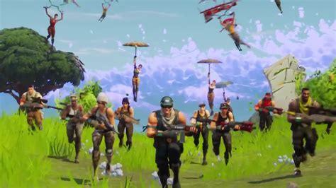what fortnite team is on fortnite battle royale team trailer ign