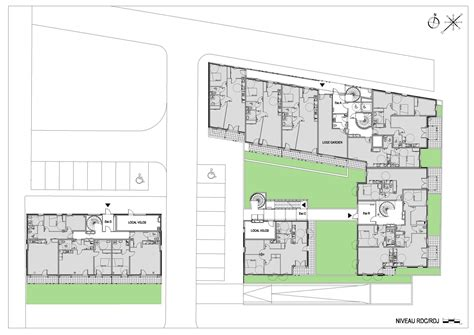 social housing plans 49 social housing estates broissand arch archdaily