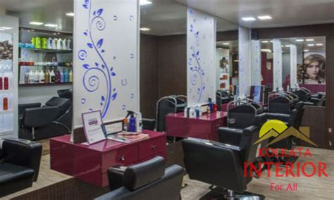 Salon Floor Plan Commercial Interior Decoration Designers Kolkata West Bengal