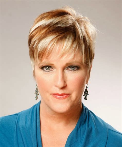 mature women hairstyles short layered short layered haircuts for older women