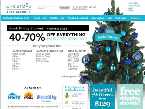 get christmas tree market coupons and promo code at