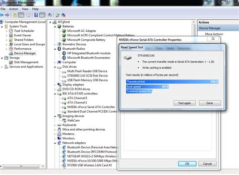 Cek Hardisk Laptop Test Your Drive Speed With Windows 7 S Device Manager Tcat Shelbyville Technical