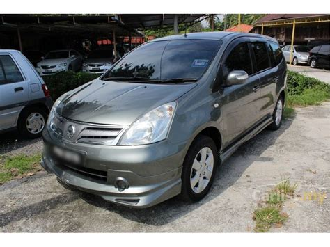 nissan grand livina by impul new cars user review and nissan grand livina 2012 st l comfort 1 6 in penang