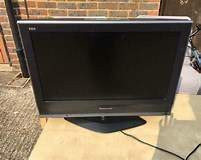 Image result for Large LCD TV. Size: 201 x 160. Source: www.gumtree.com