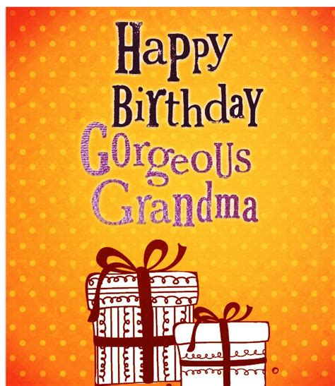 Happy Birthday Wishes For Grandmother Happy Birthday Grandma Birthday Wishes For Grandma