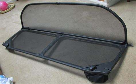 Bmw Wind Deflector by Bmw 3 Series E93 Convertible Wind Deflector 299