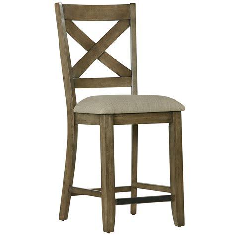 Bar Stools Omaha Ne by Standard Furniture Omaha Grey Counter Height Bar Stool