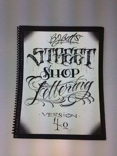 tattoo lettering books 8 best images about bj betts on shops fonts