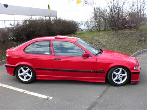 Bmw 316i Compact Tieferlegen by E36 316i Compact 3er Bmw E36 Quot Compact Quot Tuning
