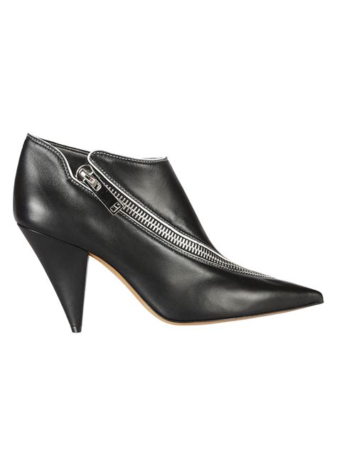 Zipped Ankle Boots zipped ankle boots nero s boots