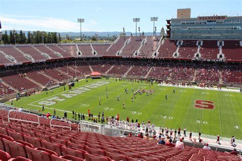 stanford stadium seating stanford stadium section 233 rateyourseats