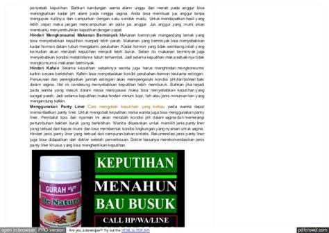 membuat yoghurt pdf cara menghilangkan keputihan berlebih