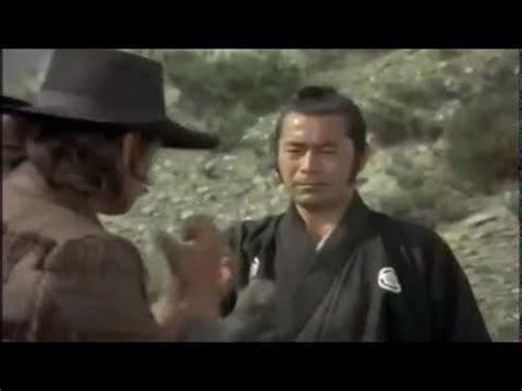 film cowboy charles bronson youtube cowboy vs samura 239 youtube